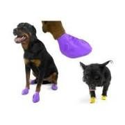 Pawz Dog tappancsvédő Bio kutyacipő M fekete 1 pár