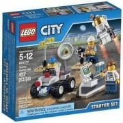 Конструктор Лего Сити - Начален космически комплект - LEGO City, 60077