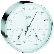 Barigo 101.3 - Modern Home Barometer High Altitude (White Dial)
