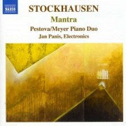 K. Stockhausen - Mantra (0747313239870) (1 CD)