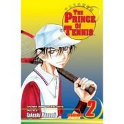 The Prince of Tennis: v. 2 by Takeshi Konomi
