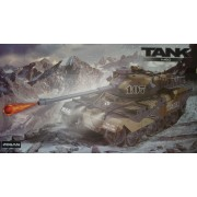 RC Távirányítós Tank M60 tartályos műanyag lövedékes 1:18 - NO.9981