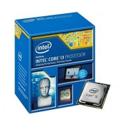 Intel Haswell Processeur Core i3-4160 3.6 GHz 3Mo Cache Socket 1150 Boîte (BX80646I34160)