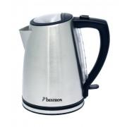 Bestron AF7200 Coffee & Tea Bouilloire sans Fil 1,2 L Inox