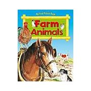 My First Picture Book: Farm Animals