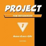 Project 1 Second Edition: Class Audio CDs (2) by Hutchinson