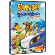 Scooby-Doo :Mask of the blue falcon - Scooby-Doo:Masca soimului albastru (DVD)