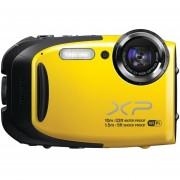 Fujifilm XP70 16 MP Digital Camera With 2.7-Inch LCD (Yellow)