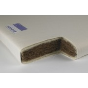 Naturalmat - Saltea Fibre de Cocos Natural Organic 60x120x7,5