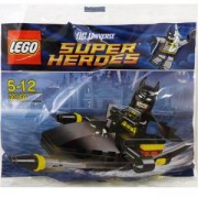 Конструктор Лего Супер Хироус - Батман с джет - LEGO Super Heroes, 30160