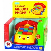 megcos Pull Along Melody Phone