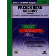 Student Instrumental Course French Horn Soloist by Fred Weber