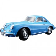 Porsche 356b Coupe 1961 1:18 blauw