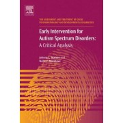 Early Intervention for Autism Spectrum Disorders by Johnny L. Matson