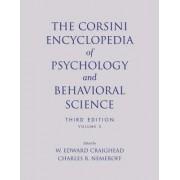 The Corsini Encyclopedia of Psychology and Behavioral Science: v. 2 by Raymond J. Corsini