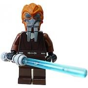 Lego Star Wars Plo Koon Minifig.ures + blue lightsaber by LEGO