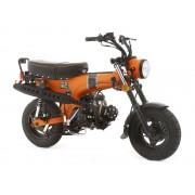 Moto DAX 125 SKYMAX FLAT - SKYTEAM - General Lee
