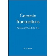 Ceramic Transactions by A. D. Rollett