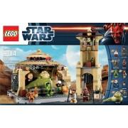 LEGO Star Wars Jabba's Palace 717pieza(s) - juegos de construcción (Película, Multicolor)