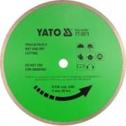Yato DISC CU DIAMANT PT ceramica 350X25,4MM YT-5975
