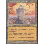 Magic: the Gathering - Tower of the Magistrate - Mercadian Masques by Magic: the Gathering