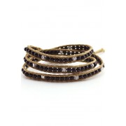 Zaful Stylish Bead Multi-Layered Wrap Bracelet