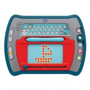 Chicco - Cybear pad bilingüe, tableta electrónica es/gb (Artsana Spain 00069038000040)