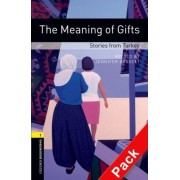 Oxford Bookworms Library: Level 1:: The Meaning of Gifts: Stories from Turkey audio CD pack by Jennifer Bassett