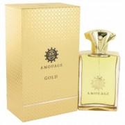 Amouage Gold For Men By Amouage Eau De Parfum Spray 3.4 Oz