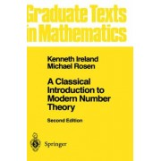 A Classical Introduction to Modern Number Theory: v. 84 by Kenneth F. Ireland
