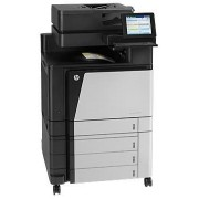 Multifunctional HP Color LaserJet Enterprise flow M880z, A3, Retea, Duplex, ePrint, AirPrint