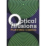 Optical Illusions Playing Cards by U.S. Games Ltd.