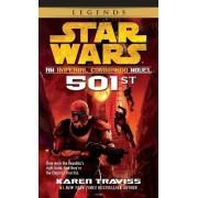 Star Wars 501st by Karen Traviss