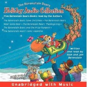 The Berenstain Bears CD Holiday Audio Collection by Jan Berenstain