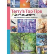 Terry's Top Tips for Acrylic Artists by Terry Harrison