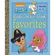 Bubble Guppies Little Golden Book Favorites (Bubble Guppies) by Golden Books