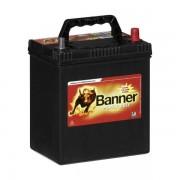 Banner Power Bull 12V 40Ah 330A autó akkumulátor ASIA jobb+