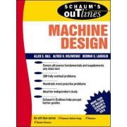 Schaum's Outline of Machine Design by Arthur Stanley Hall