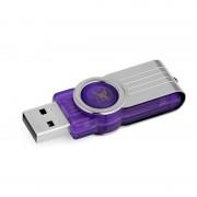 Memorie USB Kingston DataTraveler 101 32GB USB 2.0 Mov/Argintiu