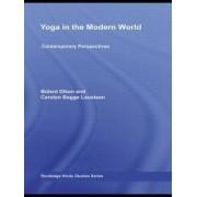 Yoga in the Modern World by Mark Singleton