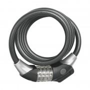 ABUS Raydo Pro 1450/185 Spiralkabelschloss TexKF schwarz 2017 Fahrradschlösser