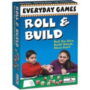 Roll Build A fun exciting Word Building game from Creatives for ages 6 and up