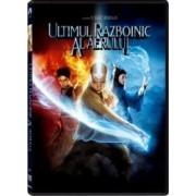 The last airbender DVD 2010