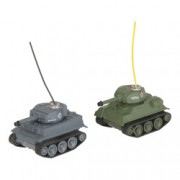 R/C Battling Micro Tanks