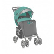 Детска количка Lorelli Rio Set 2в1 Green and Grey 2015