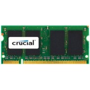 Crucial 4GB Single DDR3 1066 MT/s (PC3-8500) SODIMM 204-Pin Mémoire pour Mac - CT4G3S1067MCEU