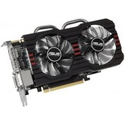 Placa Video ASUS Radeon R7 260X DirectCU II OC, 1GB, GDDR5, 128 bit