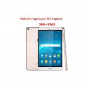 Tablet Huawei MediaPad M2 Lite(PLE-703L) 32GB 7'' 3G Phablet-Oro(Entregado Por Express)