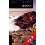 Oxford Bookworms Library Factfiles: Stage 2: Ireland: 700 Headwords by Tim Vicary