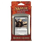 Magic The Gathering (Mtg) Born Of The Gods Intro Pack - Silent Sentinel - White (Includes 2 Booster Packs)